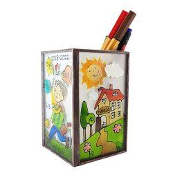 Ballagási ceruzatartó német tanárnak