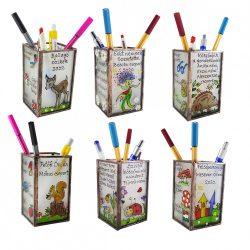 Stifthalter für Kindergärtnerinnen