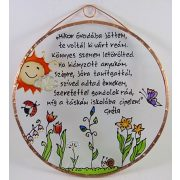 Abschiedsgeschenk Bild für Kindergärtnerinnen
