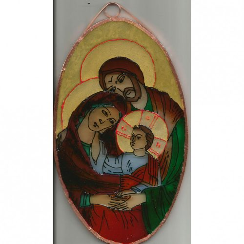 Heilige Familie Ikonenmalerei