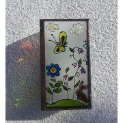 Frühlingswiese Teelichthalter