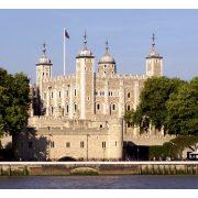 Tower of London Glasbild, Glasmalerei