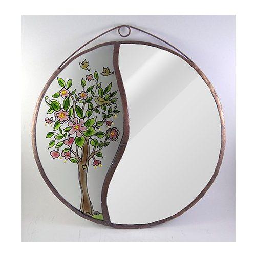 Baum des Lebens, Designer Wandspiegel
