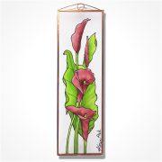 Kala Glasbilder, Glasmalerei