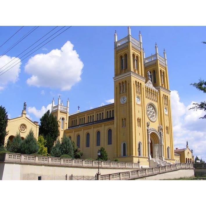 Römisch-katholische Kirche in Fót